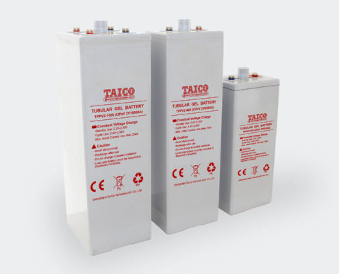 TAICO Opzv Tubular Gel Battery