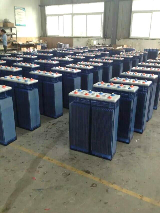 OPzS 3000ah Battery Production