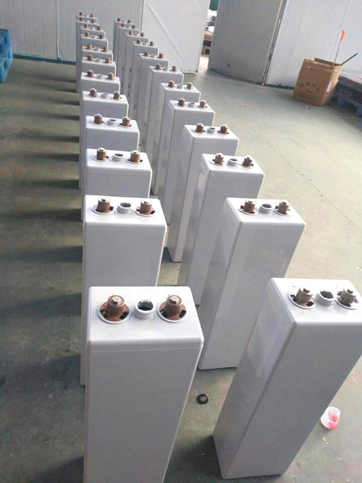 OPzV 600Ah Tubular Gel Battery Production (5)