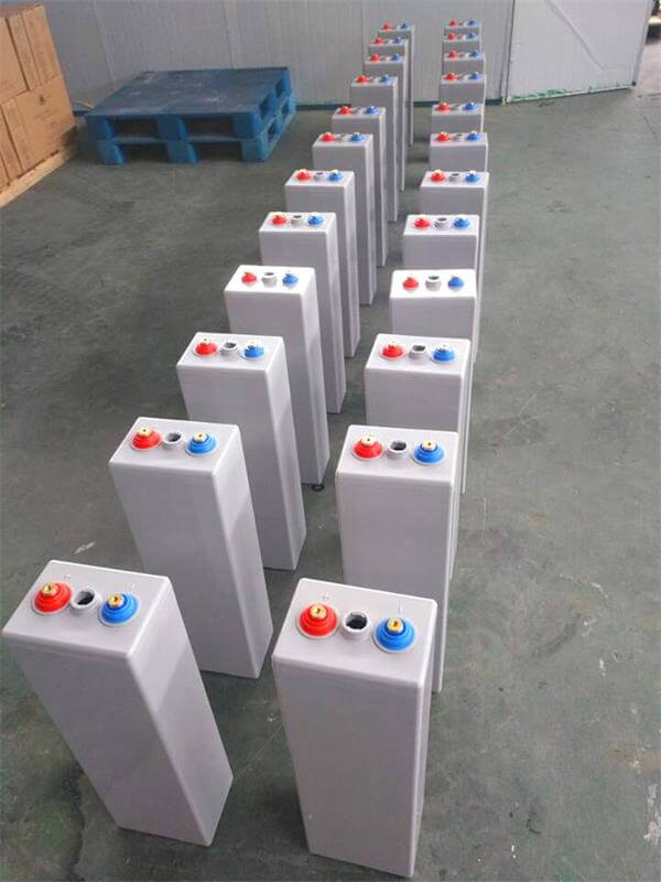 OPzV 600Ah Tubular Gel Battery Production (6)